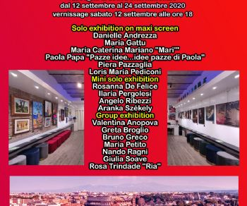 Gallerie - Artexpo Summer Rome 2020