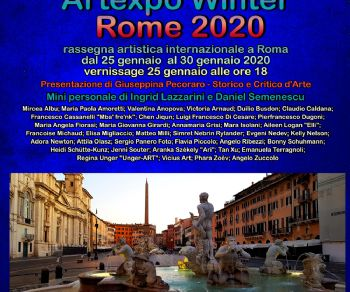 Gallerie - Artexpo Winter Rome 2020