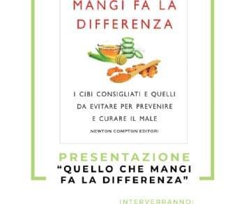 Libri - Quello che mangi fa la differenza