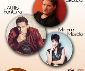 Concerti: Attilio Fontana, Matteo Becucci e Miriam Masala