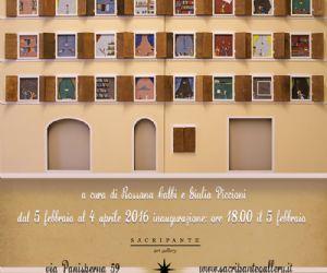 Gallerie: Via Panisperna Solo Show by Luca Barberini