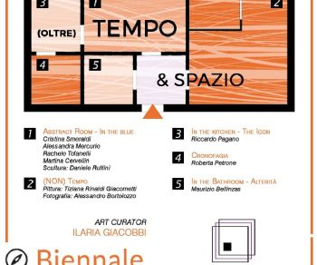Mostre - (Oltre) Tempo & Spazio - The Room Exhibition