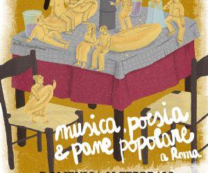 """Concerti: Lucilla Galeazzi inaugura la rassegna """"Boni come er Pane"""""""