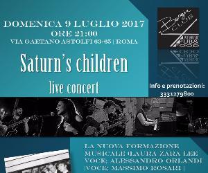 Locali: Saturn's Children live