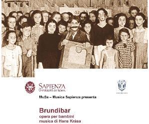 Concerti: Brundibar alla Sapienza