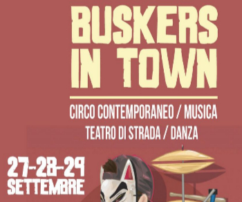 Festival - Buskers in Town