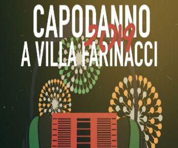 Capodanno - Capodanno 2019 a Villa Farinacci
