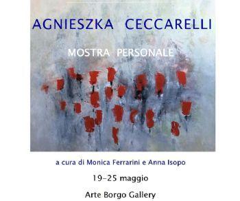 Personale dell'artista polacca Agnieszka Ceccarelli