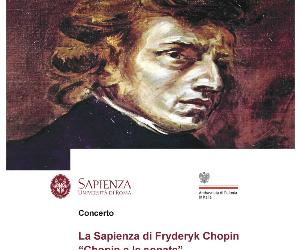 Concerti: La Sapienza di Fryderyk Chopin