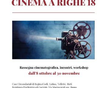 Rassegne - Cinema a Righe 18