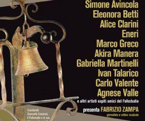 Dieci talentuosi cantautori e i racconti, ricordi e note musicali del Folk Studio
