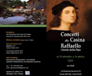 Concerti - Concerti alla Casina Raffaello
