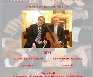 Concerto del Duo Sandro De Blasio
