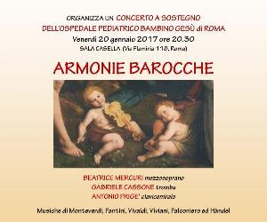Concerti: Armonie Barocche