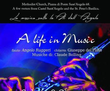 Brani di Claude Bolling, il famoso compositore, pianista e attore francese