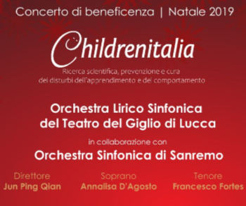 Concerti - Concerto di beneficenza in favore di Childrenitalia®
