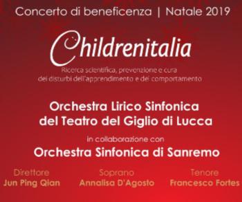 Concerti - Concerto di beneficenza in favore di Childrenitalia®