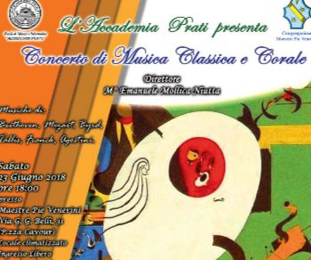 Concerti - Concerto di musica classica & corale