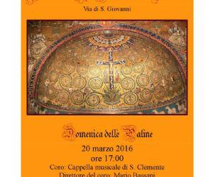 Concerto di polifonia sacra per la Settimana Santa