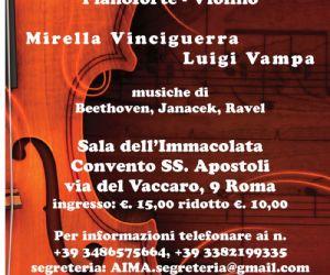Il Duo Mirella Vinciguerra & Luigi Vampa