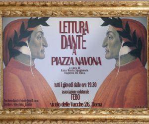 Lectura Dantis: esegesi e lettura dei Canti della Commedia di Dante Alighieri