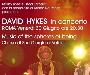 Concerti: Music of the spheres of being