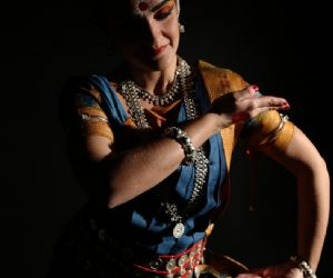 Spettacolo di danza Classica Indiana Odissi