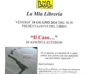 Presentazione del libro di Assunta Antonini