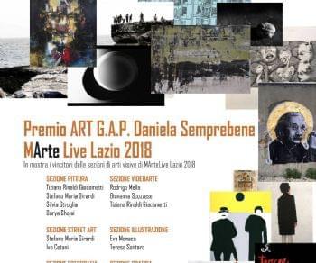 Gallerie - PREMIO ART G.A.P. DANIELA SEMPREBENE