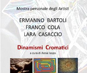Gallerie: Dinamismi cromatici