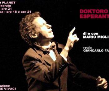 Spettacoli - Doktoro Esperanto