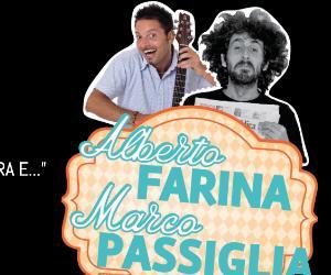 Alberto Farina e Marco Passiglia ai Parchi della Colombo