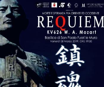 Locandina: Requiem di Mozart (kv 626)