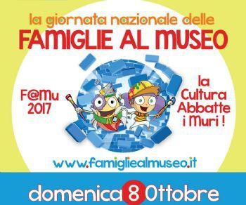 Iniziativa nell'ambito della Giornata Nazionale delle Famiglie al Museo