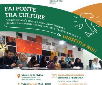 Attività - FAI Ponte fra Culture