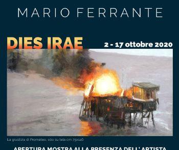 Mostre - Mario Ferrante - Dies irae