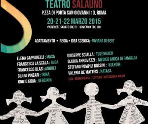 Adattamento drammaturgico della celebre pièce di Anton Cechov