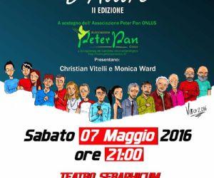 L'evento solidale dedicato al doppiaggio italiano