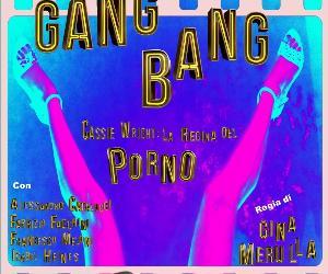 Spettacoli: Gang bang. Cassie Wright: la Regina del Porno