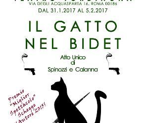 Spettacoli: Il gatto nel bidet