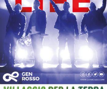 Concerti - Gen Rosso LIFE Tour... Questo viaggio non si ferma!