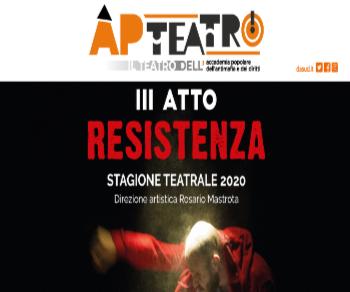"""Nel segno della parola """"resistenza"""", memoria, diritti, giustizia sociale e lotta alle mafie"""