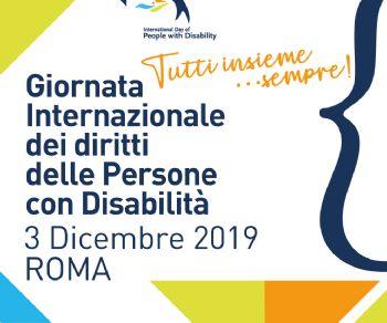 Altri eventi: La Giornata internazionale delle persone con disabilità