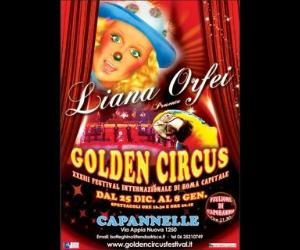 Spettacoli: XXXIII Golden Circus Festival di Liana Orfei