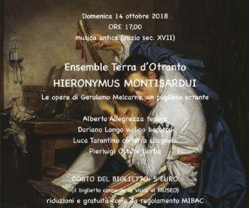 Concerto dellEnsamble Terra d'Otranto