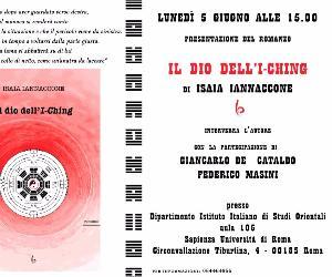 Libri - Il dio dell'I-Ching