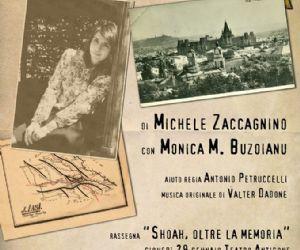 Il teatro avvicina l'Italia e la Romania nel segno della Shoah