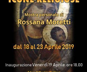 Personale di Rossana Moretti