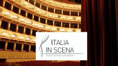 Appuntamenti virtuali - Italia in scena