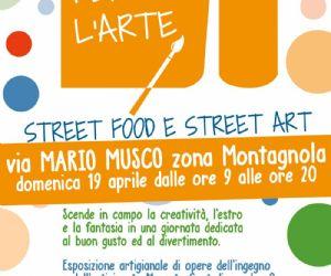 Street Art e Street Food a confronto